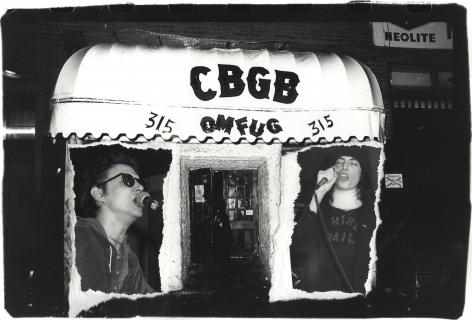 Christopher Makos, CBGB