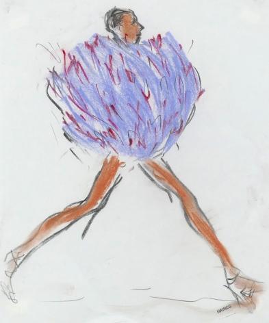Richard Haines, Feather Dress