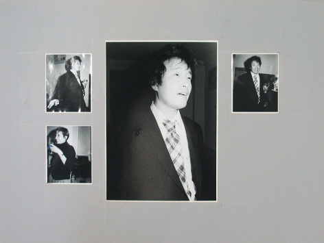 Nam June Paik by Jimmy DeSana
