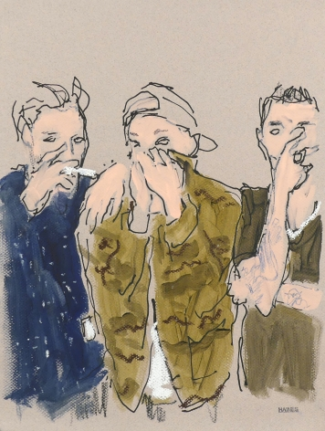 Richard Haines, Three Boys
