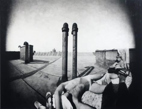 Paul Smith, Tar Beach, 1985