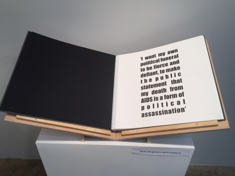 First page of book by Stephen Barker