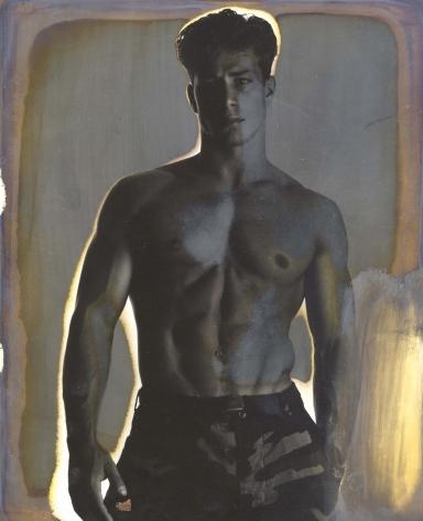 Christopher Makos, David Sabadera In Silver and Bronze