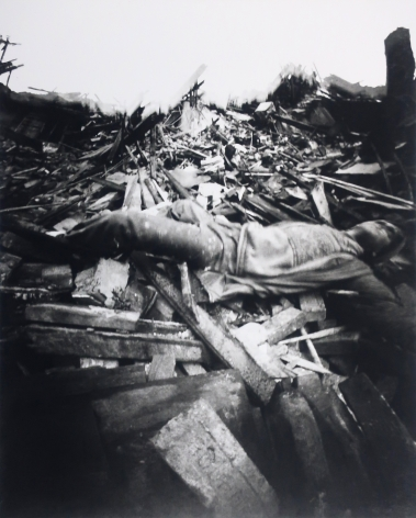 Paul Smith, Barricade, 1983