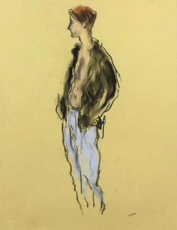 Richard Haines, Standing Boy