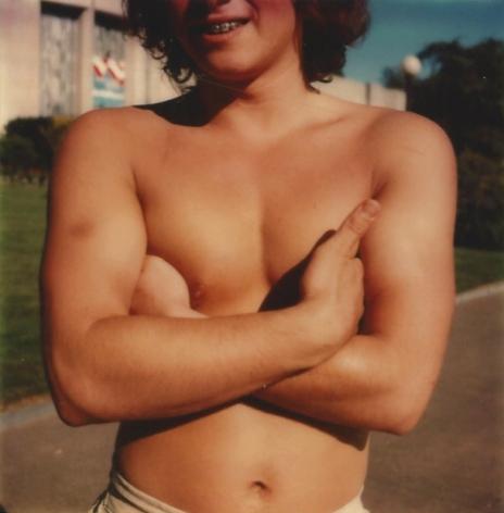 Christopher Makos, Teen