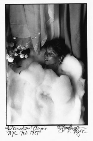 International Chrysis in bathtub by Don Herron