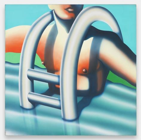 Jack Brusca, The pool