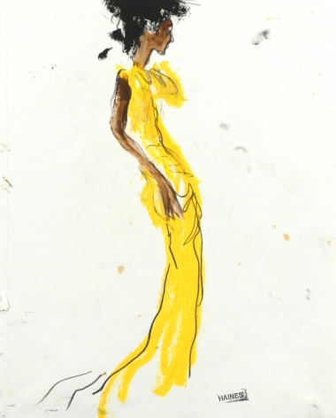 Richard Haines, Yellow