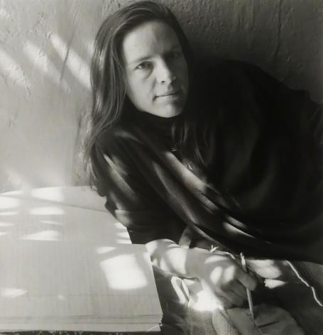 Eileen Myles by Robert Giard