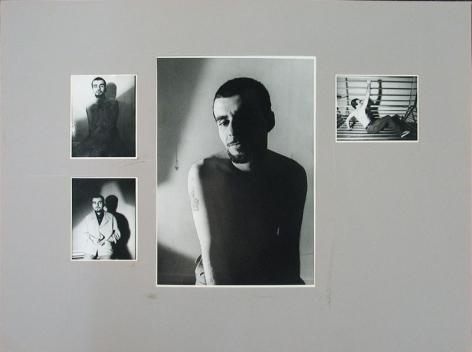 Ronnie Cutrone by Jimmy DeSana