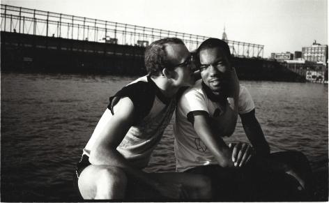 Christopher Makos, Keith Haring