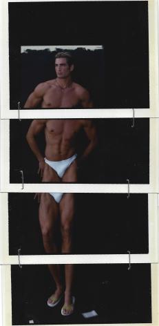 Christopher Makos, White Bikini