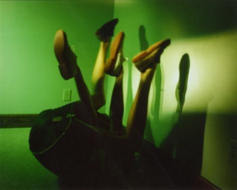 Four legs by Jimmy DeSana