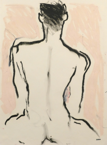 Richard Haines, Nude
