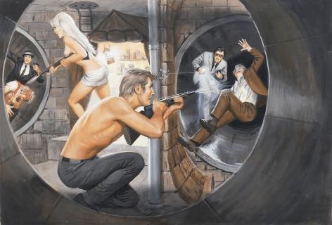 Samson Pollen, Revenge Of The Sewer Rat