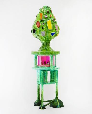 Doug Meyer, Nativity Play Tower, 2021