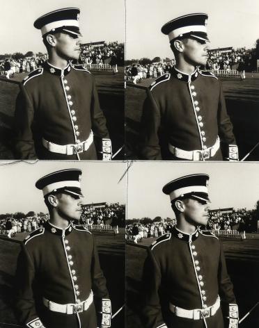 Christopher Makos, Soldier