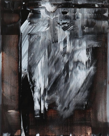 Sihn Min Joo. uncertain emptiness 14017, 2014. Acrylic on canvas, 73 x 91 cm. Courtesy of the artist & PKM Gallery.