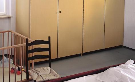Thomas Demand, Kinderzimmer/Nursery, 2011. C-print/ diasec, 108 x 93 cm.
