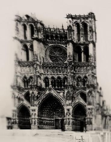Sangbin IM. Amiens Cathedral, 2008. Lambda print, 58.42 x 45.72 cm.