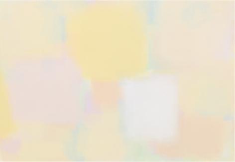 Suh Seung-won. Simultaneity 17-357,2017,Acrylic on canvas, 80 x 117 cm.