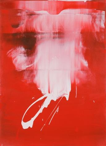 Shin Min Joo.Uncertain Emptiness 20-71, 2020, Acrylic on canvas,73 x 53 cm.Courtesy of the artist &PKM Gallery.