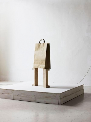Heeseung Chung. Paperbag, 2009. Archival pigment print, 128 x 96 cm. Courtesy of the artist and PKM Gallery.