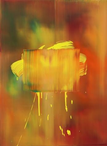 Shin Min Joo.Uncertain Emptiness 2065, 2020, Acrylic on canvas,130 x 97 cm.Courtesy of the artist &PKM Gallery.