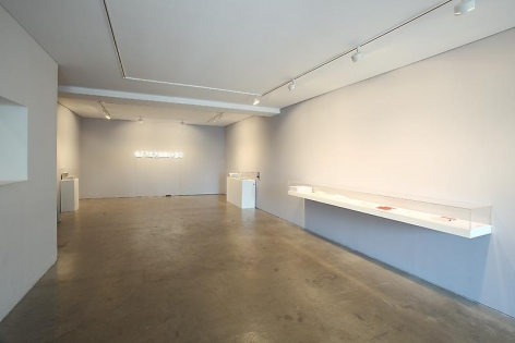 View of exhibition, PKM Gallery.Courtesy of the artist & PKM Gallery.