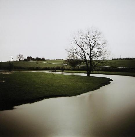 Darren Almond. Fullmoon@Farm, 2003.C-print, 186 x 186 cm.Courtesy of the artist & PKM Trinity Gallery.