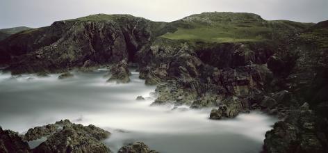 Darren Almond.Fullmoon@Lewisian Gneiss, 2013,C-print,121.2 x 260.3 cm.Courtesy of the artist & PKM Gallery.