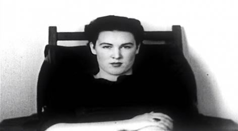 Susan MacWilliam  KATHLEEN (video still)  2014, black & white & color video, stereo, run time: 33:00, ed: 5 + 2AP.