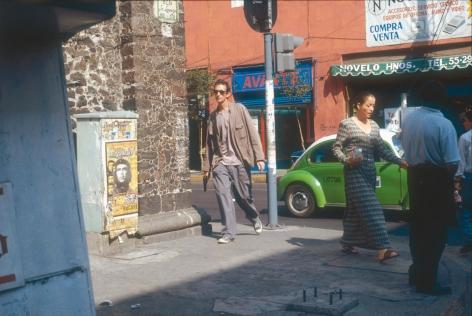 FRANCIS ALŸS Re-enactments 2000, double projection, run time: 5:00.