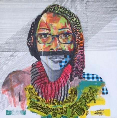 Jessica Maria Hopkins  Patterns of Identity, 2020