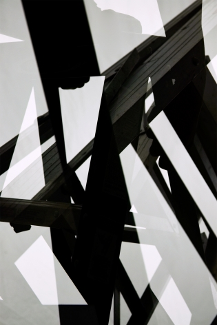 WILMER WILSON IV Faustian Ladders (#5) 2013, archival pigment print, 30 x 20 inches