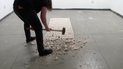 KYLE KOGUT Untitled (video still) 2016, performance documentation, run time: 6:15.