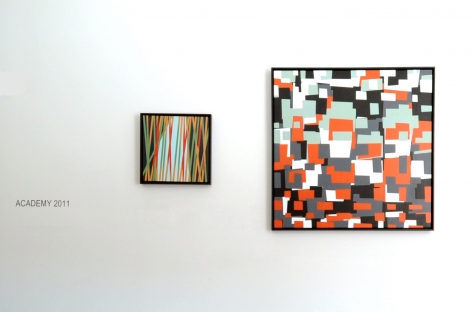 CAMILO SANIN ACADEMY 2011 Installation view: Conner Contemporary Art.