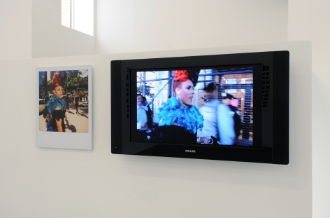 JEREMY KOST Boulevard of... 2009, video and c-print, run time: 7:20.