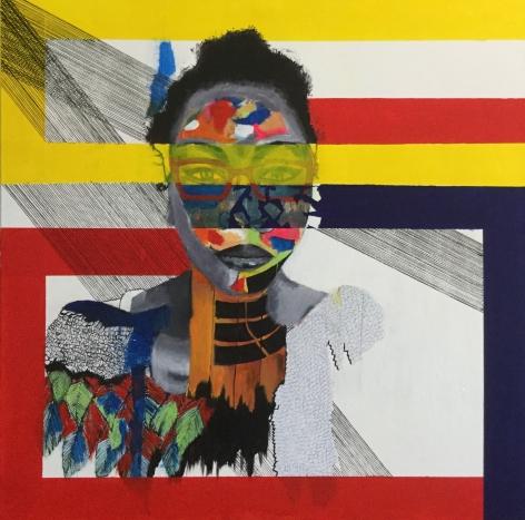 Jessica Maria Hopkins  Unveiled Forms, 2020