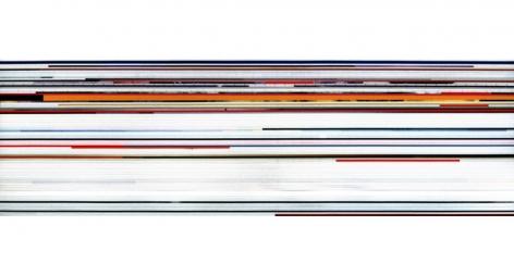 DEAN KESSMANN ARTFORUM (front) 2003, epson digital image, 9 x 46 inches