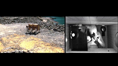 MISHA CAPECHHI System I: A to B to A (video still) 2011, single-channel video, run time: 6:15
