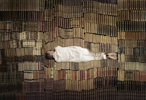 Maria Friberg  still lives #3  2013, cibachrome mounted on oak support, 16 x 23.5 inches, ed: 25 + 1AP.