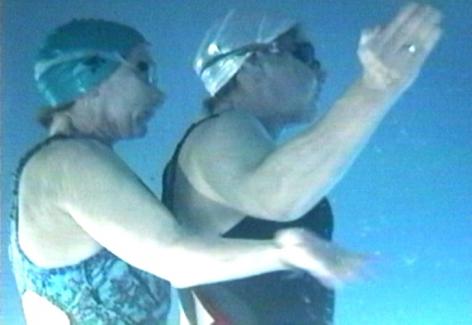 JANET BIGGS Apraxia 2002, video, run time: 2:13.