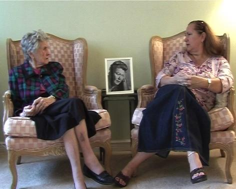 SUSAN MACWILLIAM  Eileen (video still)  2008