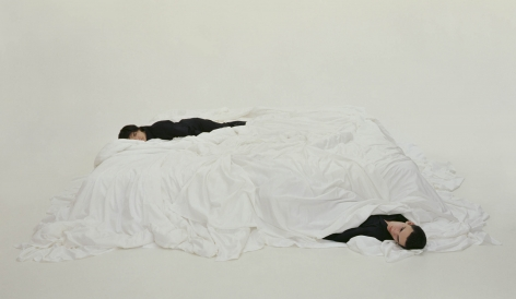 MARIA FRIBERG embedded #2 2006, cibachrome , 35 x 56 inches