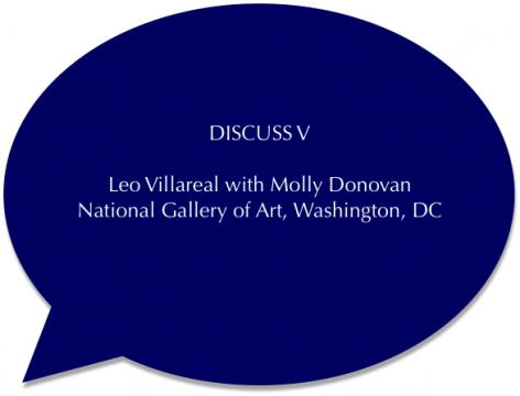 CONNERSMITH Podcast  Discuss V  Leo Villareal with Molly Donovan  National Gallery of Art, Washington, DC.