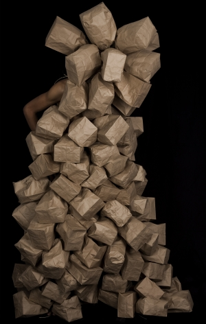 Wilmer Wilson IV Untitled (Shoulder) pigment print, 45 x 29 inches