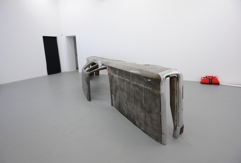 BENJAMIN KELLY New Sculpture 2013. Installation view: CONNERSMITH.
