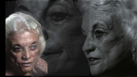 LINCOLN SCHATZ The Network (Sandra Day O'Connor) 2012, face-mounted pigment print